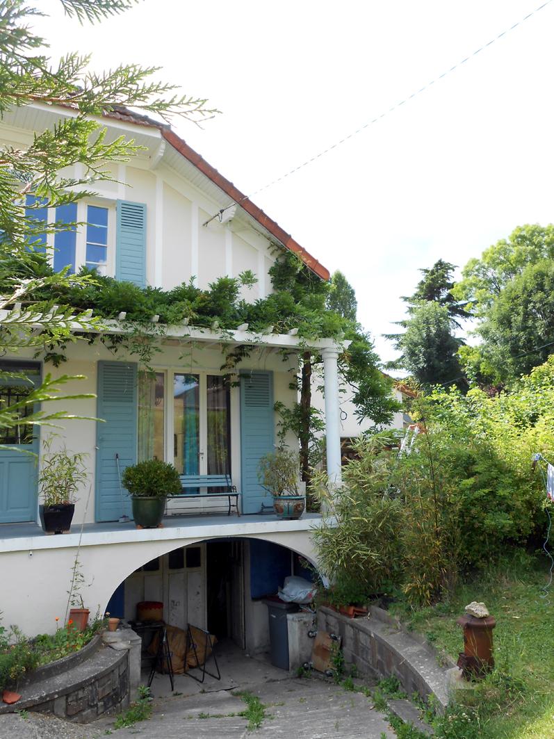 Extensions de maisons novak menier architectes 01 69 for Extension maison 59
