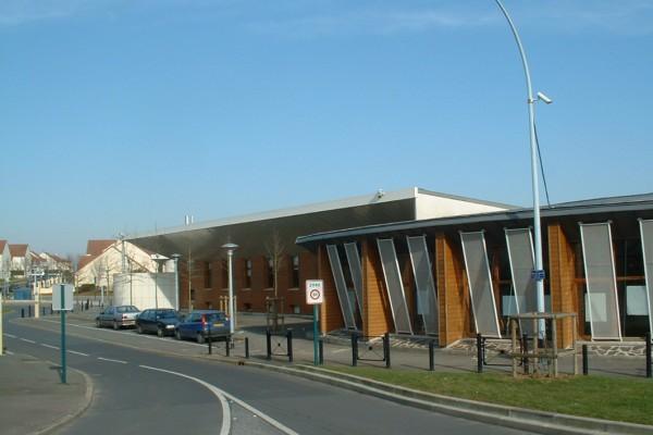 Ecole à Gonesse