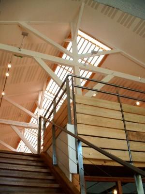 Matière bois intérieur