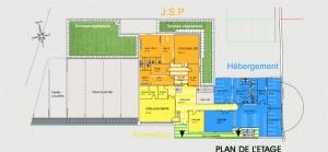 RIS ORANGIS CS Plan de l'étage