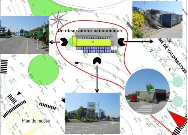 Villejust SIOM Plan masse