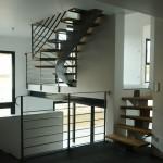 Escalier du triplex