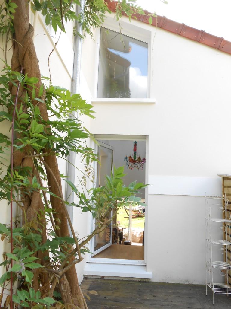 Extension d 39 une maison familiale novak menier for Extension maison 59