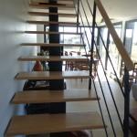 Le croisic escalier