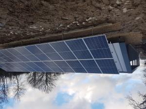 Limours panneaux Photovoltaiques