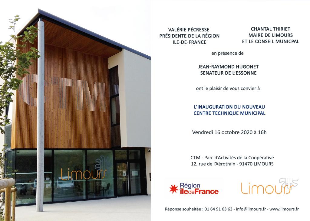 Inauguration CTM -2020