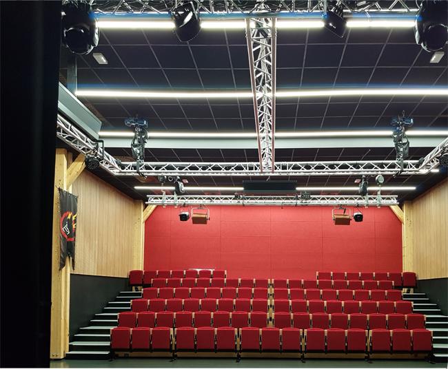 PONTAULT COMBAULT salle de spectacles